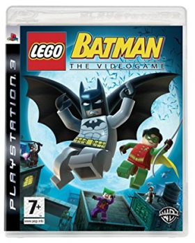 картинка Lego Batman: The Videogame (PS3, б/у, англ.) от магазина Usenextgen