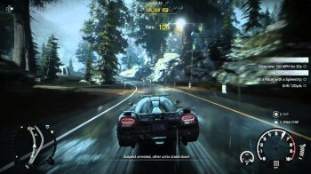 картинка Need for Speed Rivals (PS4, б/у, англ.) от магазина Usenextgen