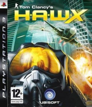 картинка Tom Clancy's H.A.W.X  (PS3, б/у, англ.) от магазина Usenextgen
