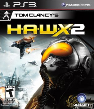 картинка Tom Clancy's H.A.W.X 2 (PS3, б/у, англ.) от магазина Usenextgen