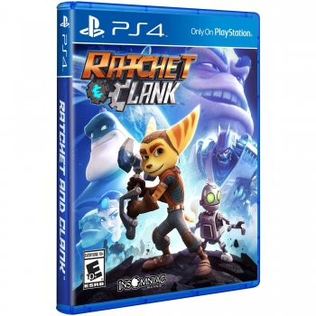 картинка Ratchet & Clank (PS4) от магазина Usenextgen
