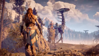 картинка Horizon: Zero Dawn (PS4) от магазина Usenextgen