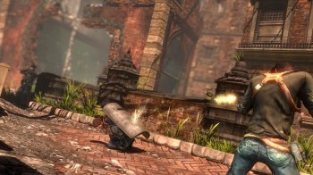 картинка Uncharted 2: Among Thieves [Platinum] (PS3, б/у, рус.) от магазина Usenextgen