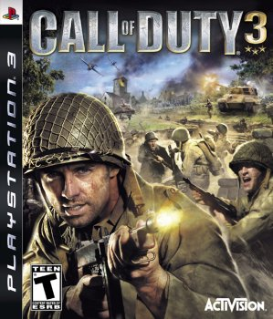 картинка Call of Duty 3 (PS3, б/у, англ.) от магазина Usenextgen