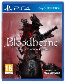 картинка Bloodborne Game of the Year Edition (PS4, б/у,  рус.) от магазина Usenextgen