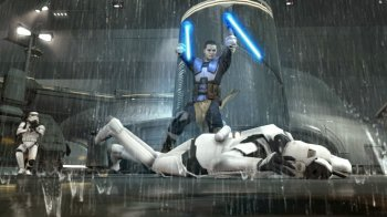 картинка Star Wars: The Force Unleashed (PS3, б/у, англ.) от магазина Usenextgen