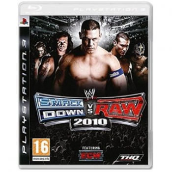 картинка WWE Smackdown vs RAW 2010 (PS3, б/у, англ.) от магазина Usenextgen
