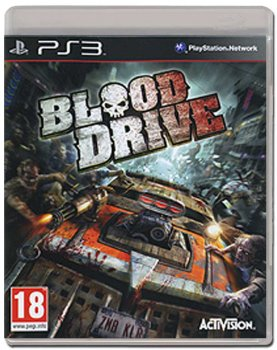 картинка Blood Drive (PS3, б/у, англ.) от магазина Usenextgen