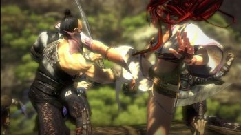 картинка Heavenly Sword [Essentials] (PS3, б/у, англ.) от магазина Usenextgen