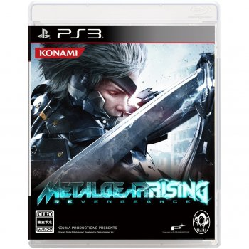 картинка Metal Gear Rising: Revengeance (PS3, б/у, англ.) от магазина Usenextgen