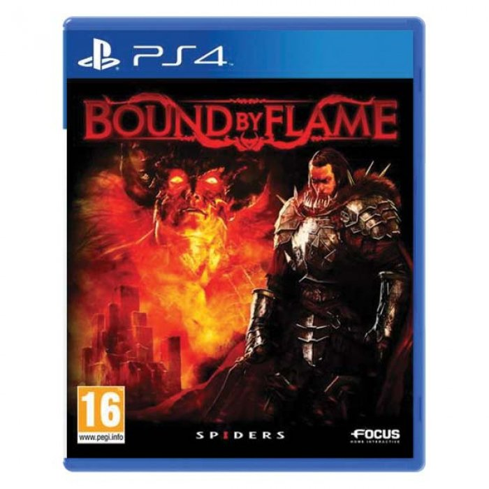 картинка Bound by Flame (PS4) от магазина Usenextgen