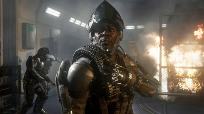 картинка Call of Duty: Advanced Warfare (Xbox One, б/у, рус.) от магазина Usenextgen