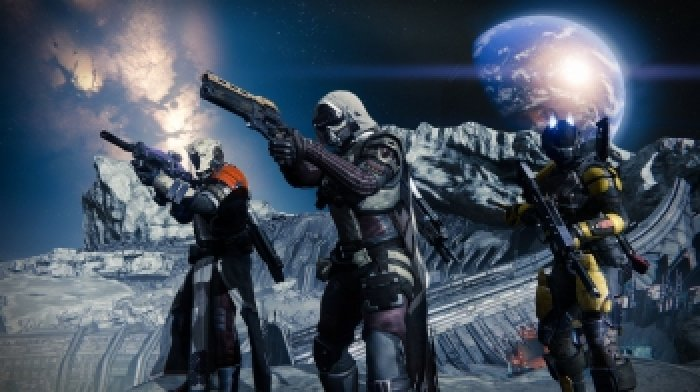 картинка Destiny (PS4, б\у, англ.) от магазина Usenextgen