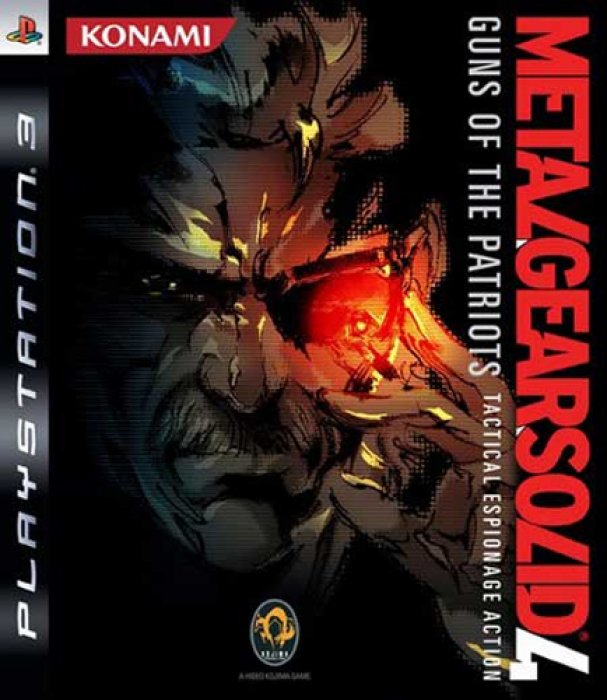 картинка Metal Gear Solid 4 Tactical Espionage Edition (PS3, б/у, англ.) от магазина Usenextgen