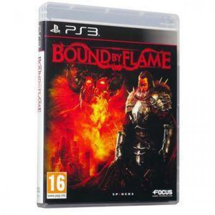 картинка Bound by Flame (PS3, б/у, англ.) от магазина Usenextgen