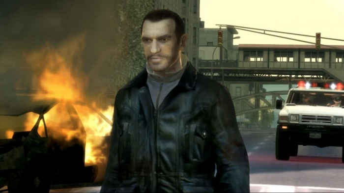 картинка Grand Theft Auto 4 Complete Edition (PS3, б/у, англ.) от магазина Usenextgen