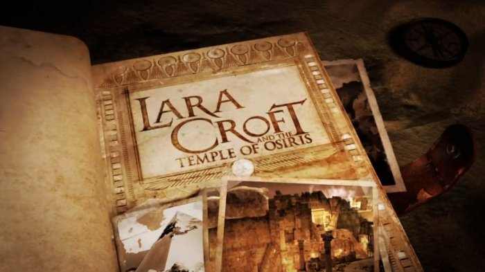 картинка Lara Croft and the Temple of Osiris (PS4, б/у, англ.) от магазина Usenextgen