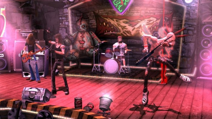 картинка Guitar Hero 3: Legends of Rock (PS3, б/у, англ.) от магазина Usenextgen