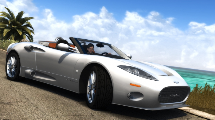 картинка Test Drive Unlimited 2 (PS3, б/у, англ.) от магазина Usenextgen