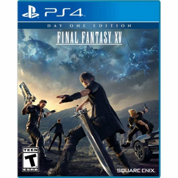 картинка Final Fantasy XV. Day One Edition (PS4, б/у, рус.) от магазина Usenextgen