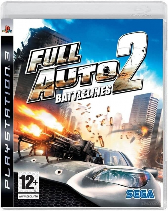 картинка Full Auto 2: Battlelines (PS3, б/у, англ.) от магазина Usenextgen