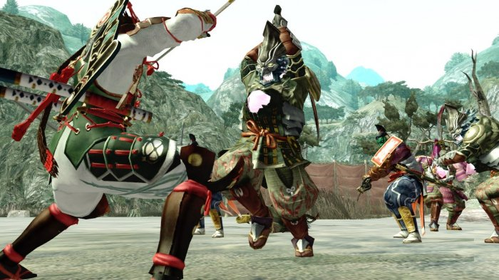 картинка Genji: Days of the Blade (PS3, б/у, англ.) от магазина Usenextgen