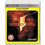 картинка Resident Evil 5 [Platinum] (PS3, б/у, англ.) от магазина Usenextgen