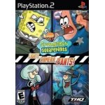 картинка Spongebob Squarepants Lights, Camera, Pants (PS2, б/у, англ.) от магазина Usenextgen