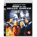 картинка Fantastic Four: Rise of the Silver Surfer (PS3, б/у, англ.) от магазина Usenextgen