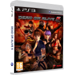 картинка Dead or Alive 5 (PS3, б/у, англ.) от магазина Usenextgen