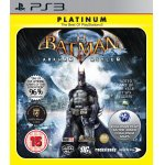 картинка Batman Arkham Asylum Game of the Year Edition Platinum (PS3, б/у, англ.) от магазина Usenextgen